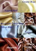 4 Pc Cal King 100 Silk Charmeuse Sheet Set Retail 600 By Feeling Pampered
