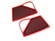 Bmc 05-13 Bentley Continental Flying Spur Replacement Panel Air Filters Full Ki