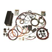 Painless Performance 10113 28-circuit Harness W/switches For 66-77 Bronco