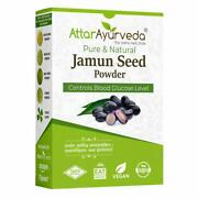 Ayurveda Pure Natural Jamun Seed Indian Blackberry Powder For Blood Health