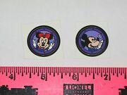 Lionel Parts Decal Waterproof Sticker Minnie And Mickey For Sub