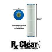 Rx Clear Cartridge For Hydromatic Prc120 Swimming Pool Filter - Old Style