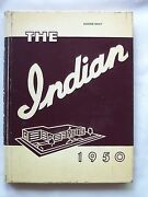 1950 Anderson High School Yearbook Anderson Indiana The Indian