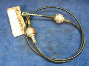 1982-86 Chevy Cavalier 4 Speed Transmission Shift Control Cable New 816