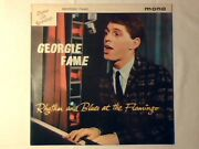 Georgie Fame Rhythm And Blues At The Flamingo Lp Uk Come Nuovo Like New