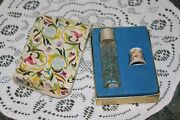 Avon. Vntage.fragrant Notions Porcelain Thimble And Ariane Ultra Colgne