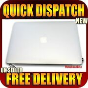 13.3 2013 Macbook Pro A1502 Full Assembly Led Display Panel - Top Half Netbook