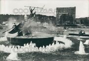 Whaling Monument Sandefjord Norway Press Photo