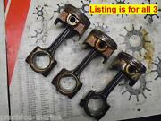 5031313 5031317 Standard Pistons Set Of 3 1999 Evinrude 40 Hp E40pl4ees