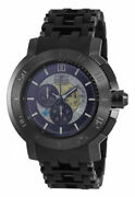 18883 Grand Sea Spider Swiss Made Chronograph 55mm Black Mens Date Watch