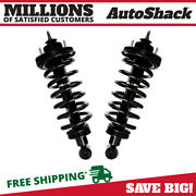 Rear Complete Strut And Coil Spring Assembly Pair 2 For Mountaineer Ford Explorer