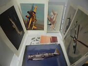 Lot Of 99 Original Aviation And Pilot Photos Mostly 8x10 Size Us Navy Airplanes