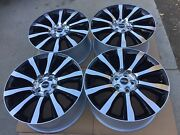 21 New Range Rover Supercharged Autobiography Oem Factory Wheels Rims Germany