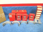 1956-62 Chevy Pass Truck 235ci 261ci .002 Under Rod And Main Bearing Set Nos 117