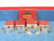 1956-62 Chevy 235ci And 261ci .002 Under Main Bearing Set Nos 117