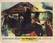 Gary Cooper Maria Schell The Hanging Tree Set Of 8 11x14 Lobby Cards Lc259