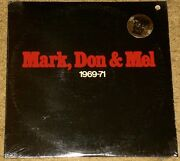 Grand Funk Railroad Mark Don And Mel 1969-71 Original First Press Double Lp Sealed