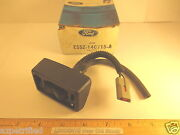 Ford 1985/1986 Thunderbird/mercury Cougar Switch And Housing Asy Lumbar Control