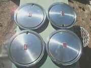 1980-86 Olds Wheel Covers Hub Caps 14 R1-65742 Used Parts Read Ad.