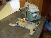 Overlock Sewing Machine Willcox And Gibbs Serger 3 Thread 504 E256-130ak Head Only