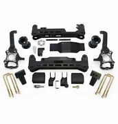 Readylift 7.0 Inch Lift Kit System Black- 4wd 2015-2017 For Ford F150