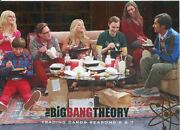 Big Bang Theory Seasons 6 And 7 Complete 72 Card Foil Parallel Base Set