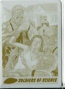 Mars Attacks Invasion Printing Plate Chase Card Heritage Parallel 55 Yellow