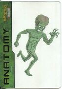Mars Attacks Invasion Anatomy Of A Martian Chase Card 4