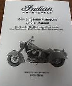 2009 2010 2011 2012 2013 Indian Models Chief Roadmaster Service Shop Manual New