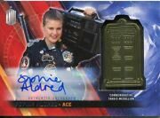 Doctor Who Timeless Autograph Tardis Card [/10] Sophie Aldred