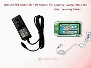 5v Ac/dc Adapter For Leapfrog Leappad Ultra Xdi 33200 33300 Tablet Pc Charger