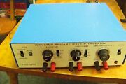 Phipps And Bird 7092-611/120 Isolated Square Wave Stimulator, 10 L X 8 W X 3 H,