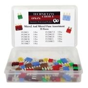 The Main Resource Opk476 Micro2 And Micro3 Fuse Assortment 55 Pieces