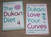 The Dukan Diet And Dukan - Love Your Curves By Dr Pierre Dukan Weight Loss