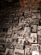 Lot 72 Original Real Picture Cigarette Cards 1936 Berlin Germany Olympics Sports