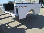 2017 2018 17 18 Ford F250 F350 Super Duty Pickup Bed 8and039 New Take Off