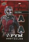 Antman The Movie Single Costume Card Pt-at Ant-man