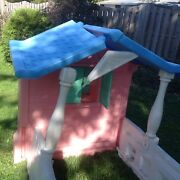 Little Tikes Storybook Cottage Barbie Twin Size Bed Metro-detroit