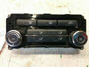 Temperature Control With Ac Crew Cab Pro-4x Fits 10-12 Frontier 675574