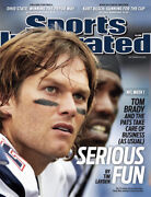Sports Illustrated September 20 2010 - Tom Brad Si Has Address Label On Front