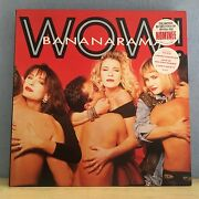 Bananarama Wow 1987 Uk Vinyl Lp Excellent Condition Love In The First Degree B