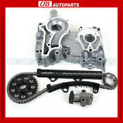 Fits 83-84 Toyota Celica 4runner Pickup 2.4l Timing Cover Chain Kit 22r 22rec