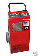 Robinair Refrigerant Recovery And Recycling Station Model 17500 B - R12 22 500 502