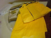 New Motorcycle Rain Suit Firts Line Xs Jacket And Pants 44023