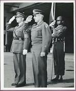 1949 Furth General Van Der Kroon Deputy Chief Of Staff Eucom 8x10 Press Photo