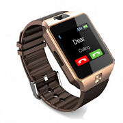 Bluetooth Smartwatch Unlocked Watch Cell Phone For Android Samsung Iphone6 7plus