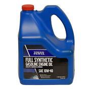 Volvo Penta New Oem 10w-40 Full Synthetic Gasoline Engine Oil 21681795