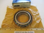 Ford 1976/1979 E350 Econoline Cone And Roller Rear Wheel Inner D6uz-1244-a Nos