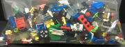 [65652] C1990 Lego And Lego Technic Parts From Tron And Blacktron Space And City Sets
