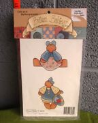 Button Babies Cheri Full-color Iron-on Transfer Kit 1993 Dolls Cute As A Button